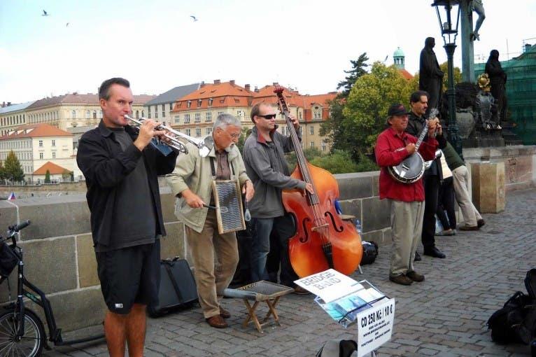 Nedělní dixie: Bridge Band