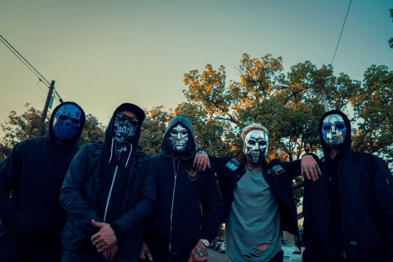 Hollywood Undead + support: John Wolfhooker