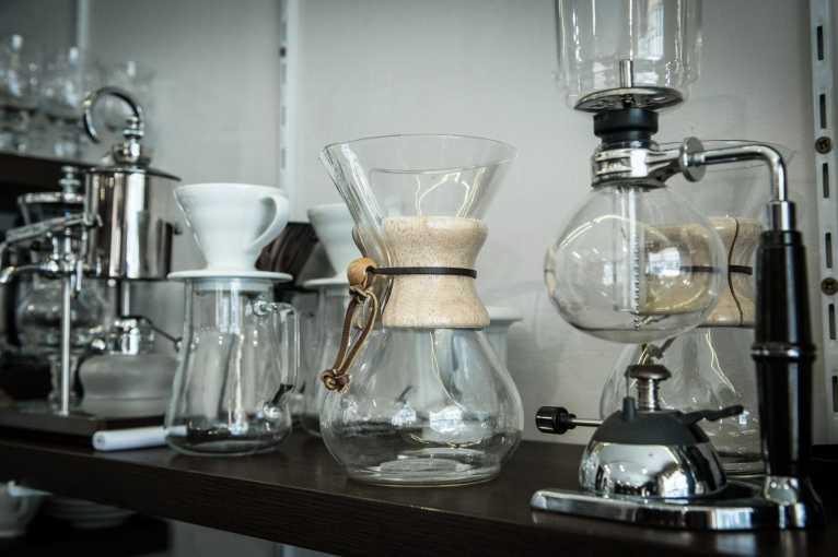Trhy kávy 2017
