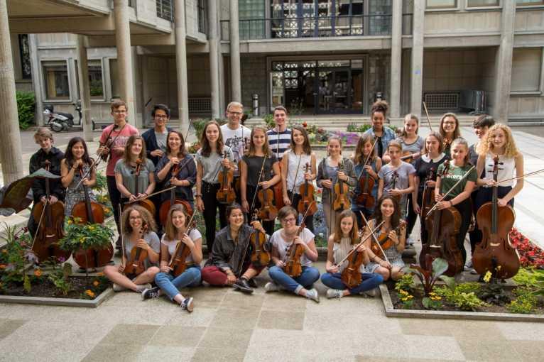 Orchestre des Jeunes de Fribourg