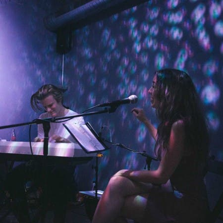 Marina Laduda & Miles Radun