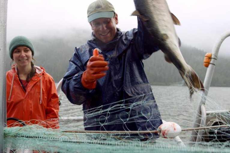 Ryba, kterou jím