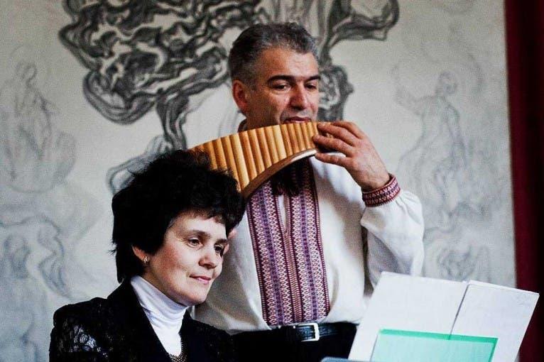 Olena Matselyukh & Igor Matselyukh