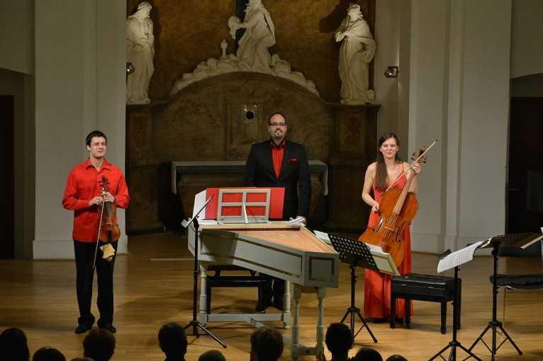 Brno Baroque Trio