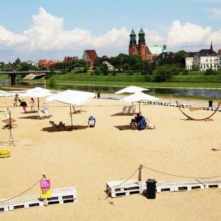The City Beach Poznan