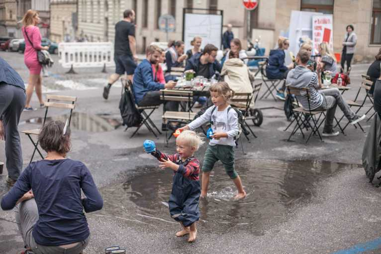 Zažít město jinak 2017 Praha