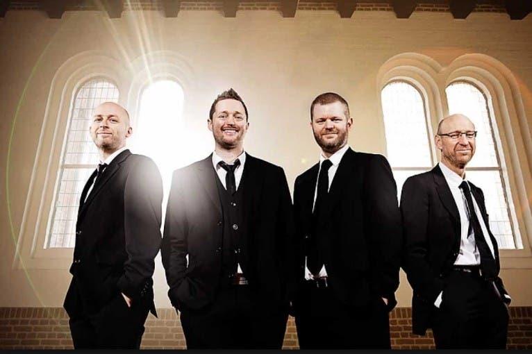 Rune Herholdt and the Gospel Brothers