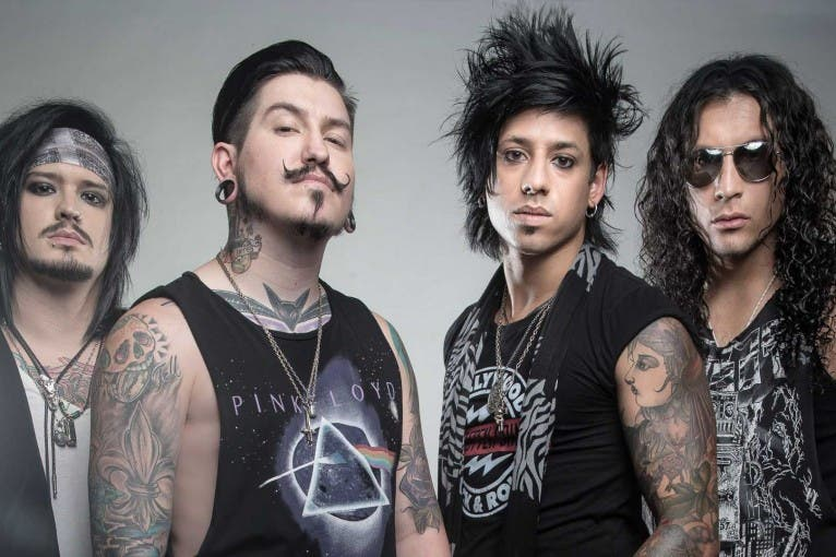 Escape The Fate + special guests: Palisades + Set To Stun