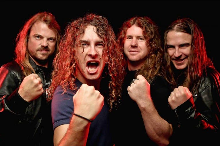Airbourne + support: Supersuckers