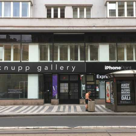 Knupp Gallery Prague