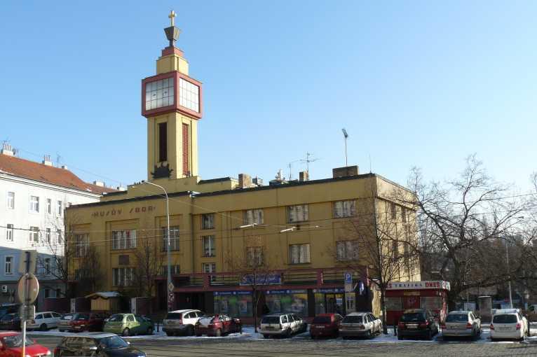 Den architektury: Husův sbor ve Vršovicích