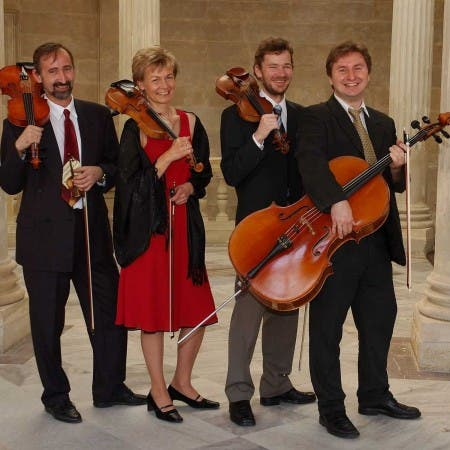PiKap Quartet