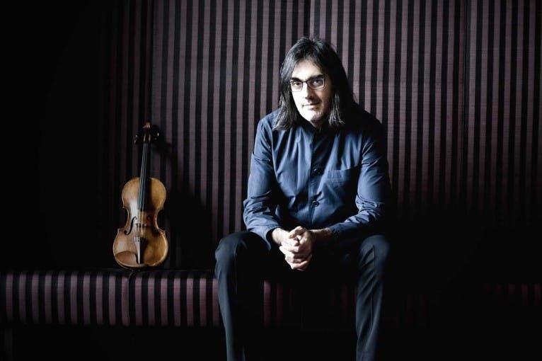 Czech Philharmonic & Leonidas Kavakos