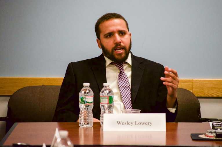 Wesley Lowery, Joseph Kanon: Autorské čtení a diskuse
