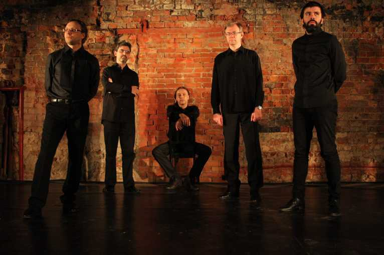 Moscow Contemporary Music Ensemble: Machinery