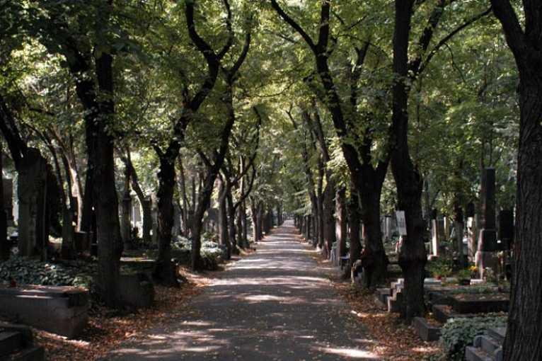 Hřbitov a pohřbívání v průběhu staletí