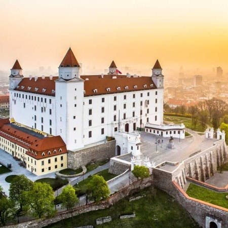Bratislava – various venues