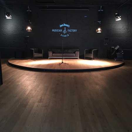 Jack Daniels Musician Factory
