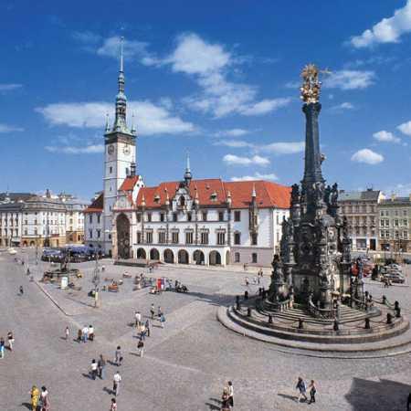 Olomouc – różne miejsca