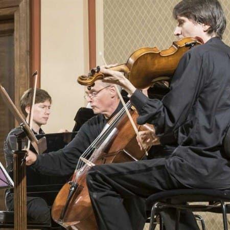 Czech Philharmonic String Trio