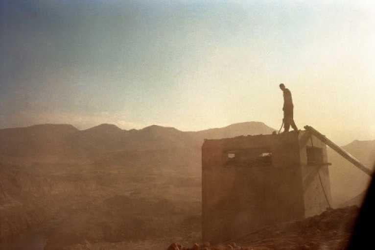 Žena, měsíc, had. Sedmnáct měsíců v Iráku