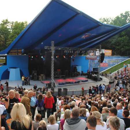 Amfiteatr w Kołobrzegu