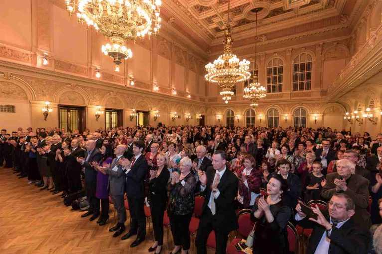 Svátky hudby v Praze, Václav Hudeček a jeho hosté