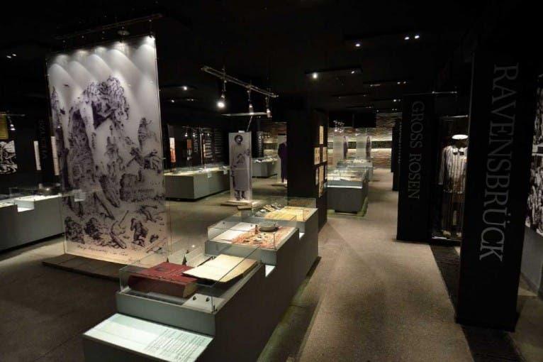 The Permanent Exhibiton of The Muzeum Więźnia Pawiak