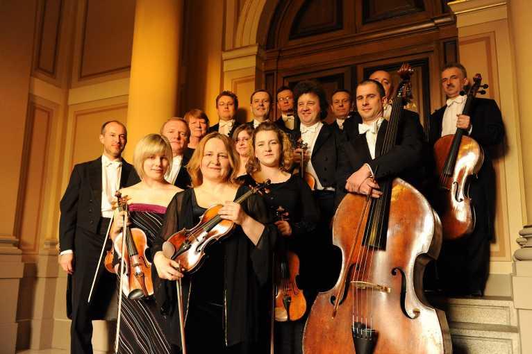 Vlachovo kvarteto, Český komorní orchestr
