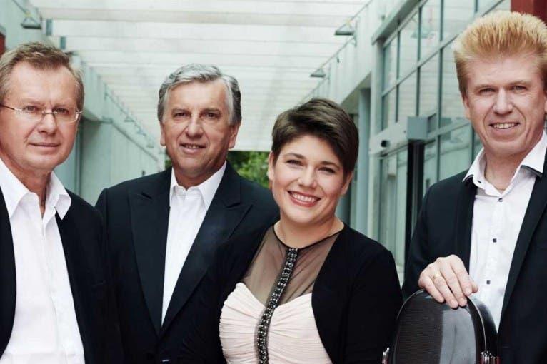 ČSKH: Raphaël Sévère & Pražákovo kvarteto