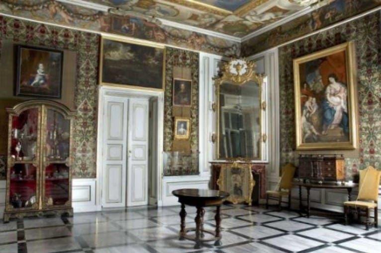 The Permanent Exhibition of The Muzuem Pałacu Króla Jana III w Wilanowie