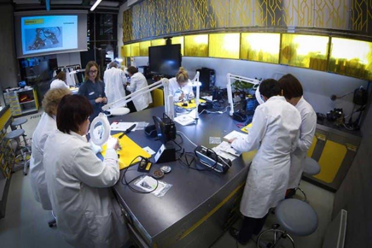 Laboratorium robotyczne