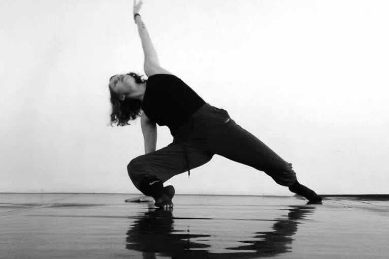 Lekce současného tance pro začátečníky s Terezou Cigánkovou