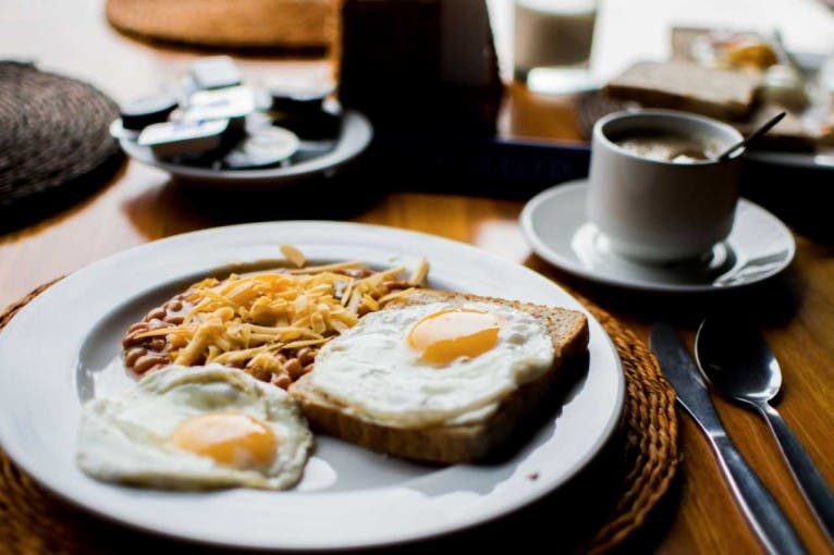 Targ śniadaniowy