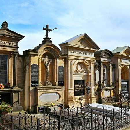 Hřbitov Malvazinky