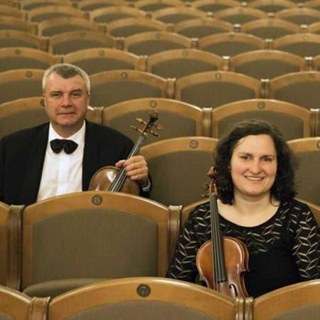 Smyčcové kvarteto českých filharmoniků