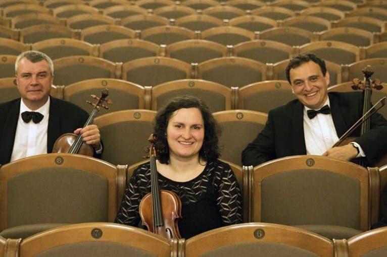 Czech Philharmonic String Quartet