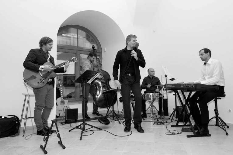 Petr Šmiřák & Band