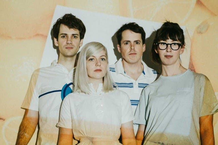 Alvvays + support: Spinning Coin