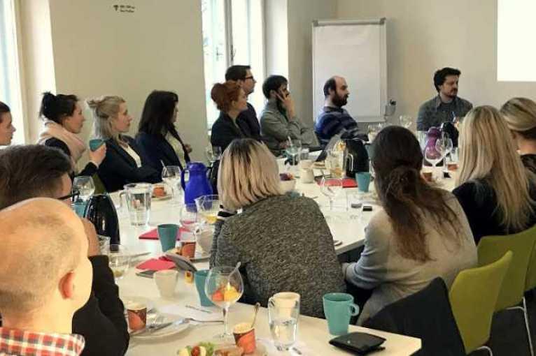 Impact Hub Mornings: Snídaně o marketingu #11 – bonusové setkání