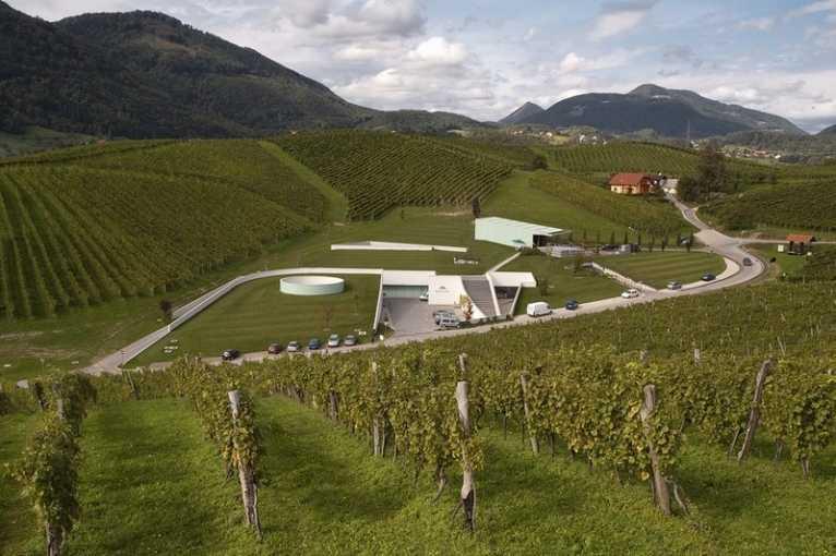 Architektura a víno ve střední Evropě: Ljubljana