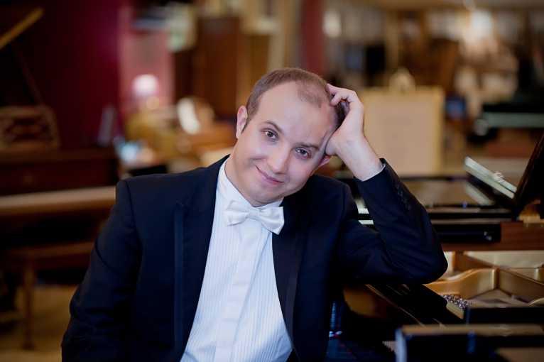 Alexander Gavrylyuk – Piano recital