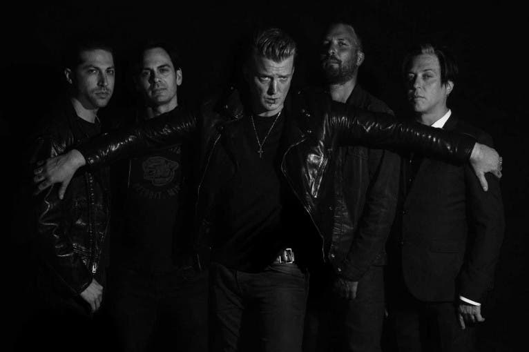 Queens of the Stone Age + CRX