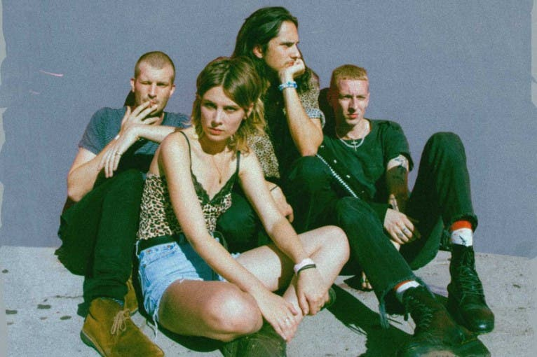 Wolf Alice + support: Places