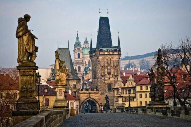 Dárkový poukaz na vycházku Praha neznámá