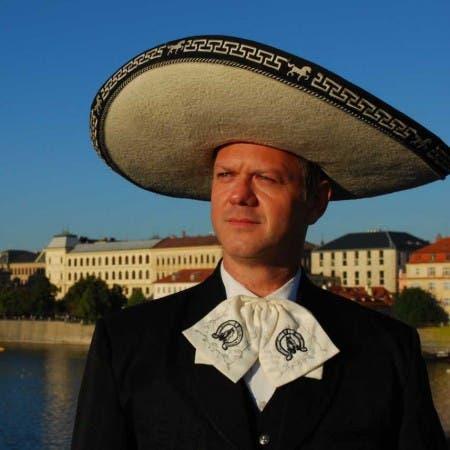 Mariachi Azteca de Praga
