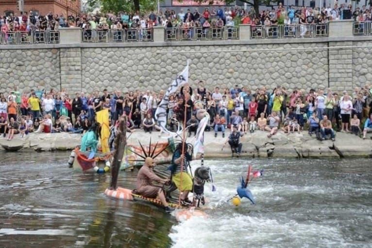 Rozmarné slavnosti řeky Ostravice 2018