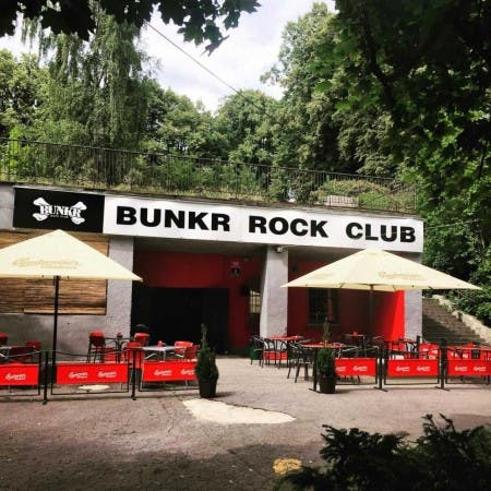 Bunkr rock club