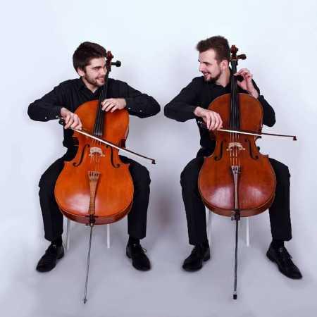 The Cello Boys