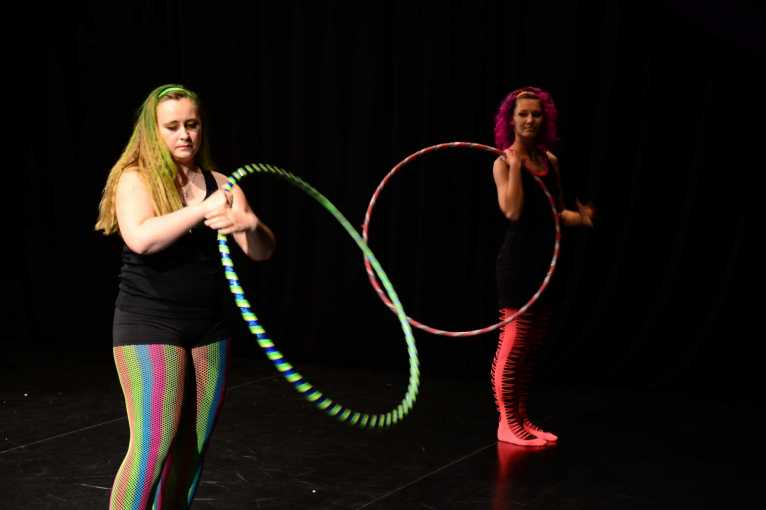 Hooping – kurz